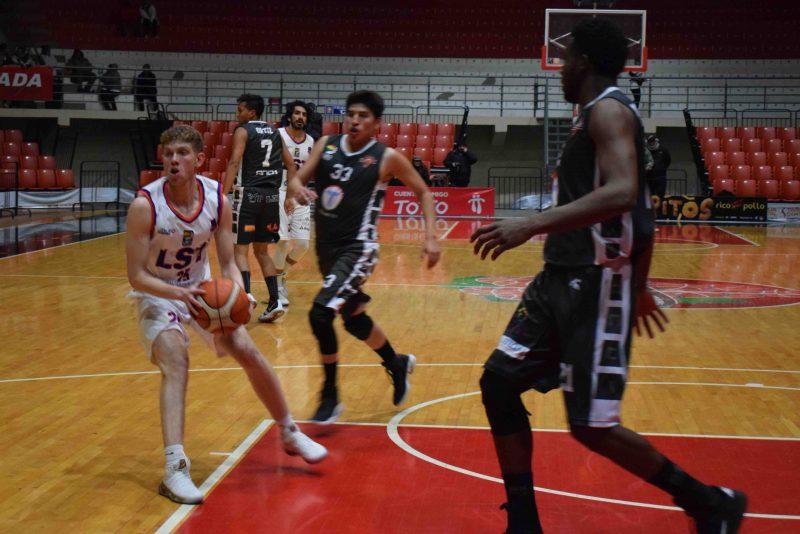 La Salle de Tarija derrotó por 103 a 72 al equipo And 1 de La Paz