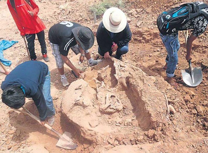 Proyectan construcción del Parque Cuaternario en la comunidad de Rujero de Tarija