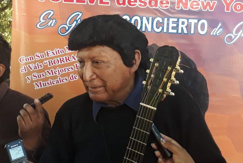 Braulio Hito se presentará  el 14 y 15 de junio en el teatro de la  Casa de la Cultura de Tarija