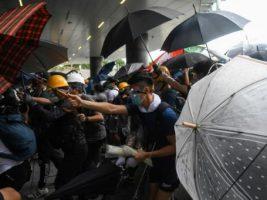 Gases en Hong Kong