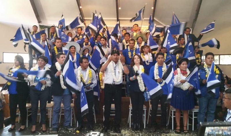 El MAS ganó los comicios porque el pueblo apostó por la estabilidad política