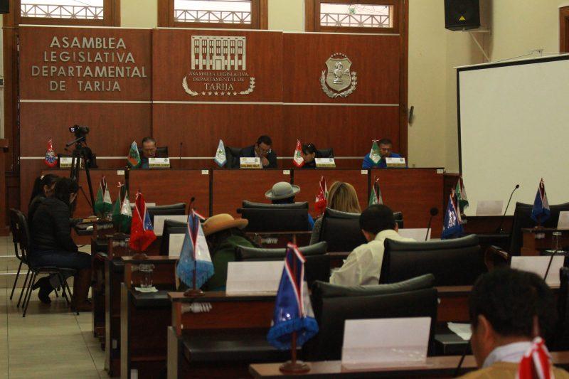 Asambleísta del MAS denuncia