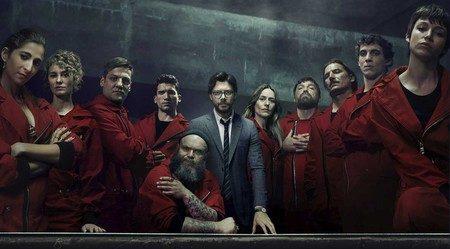 """El atraco llegó a su fin"": Netflix anunció la quinta y última temporada de ""La Casa de Papel"""
