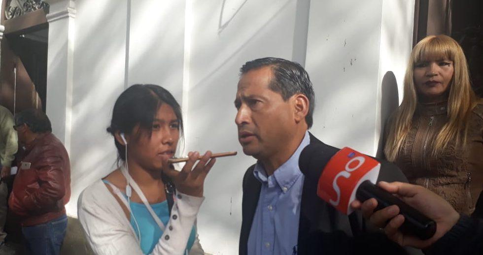Fedjuve propone a Carlos Dávila como candidato a la presidencia del Comité Cívico de Tarija