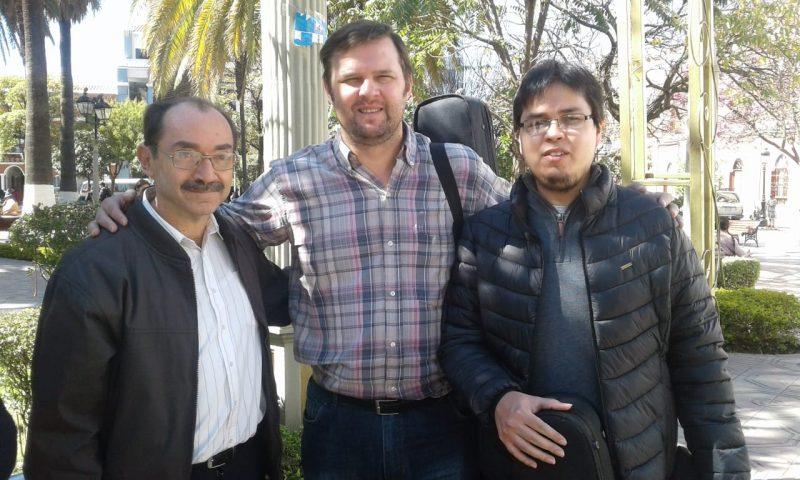 Artistas de la guitarra de Argentina, Bolivia, Paraguay y Estados Unidos se presentarán esta noche en Tarija