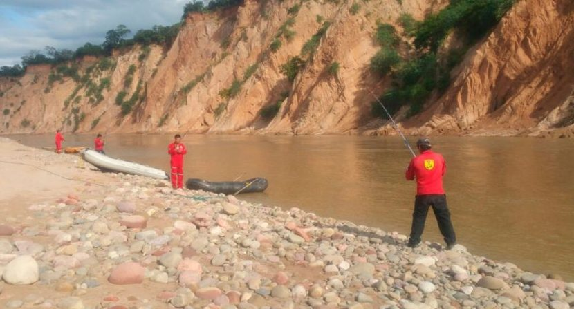 Un pescador se ahoga en el río Pilcomayo de Tarija