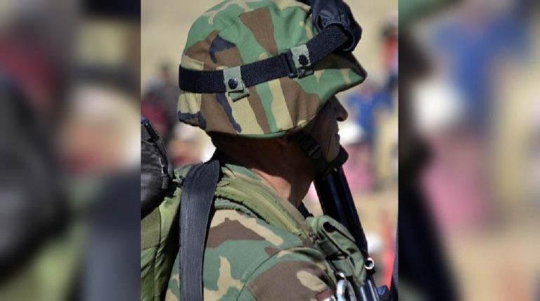 Ejército anuncia todos los esfuerzos para encontrar a soldado que fue arrastrado por un río en frontera con Perú