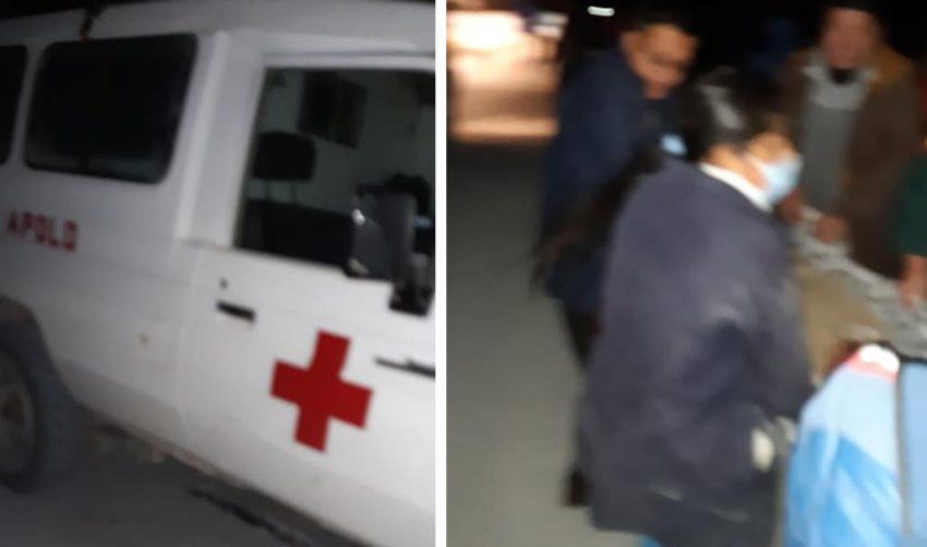 Delegación de médicos sufre accidente de tránsito y hay 14 fallecidos