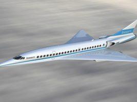 La aeronave Overture, de Boom Technology