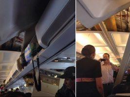 Avión de BoA sufre incidente al aterrizar en el aeropuerto de El Alto