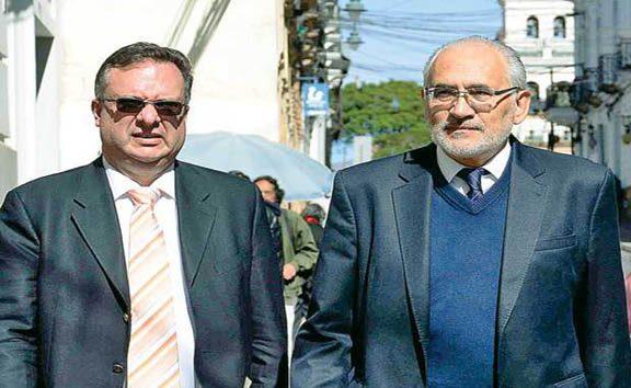 """Abogado de Mesa tilda de """"ilegal y arbitraria"""" la actuación del fiscal contra exgerente de PAT"""