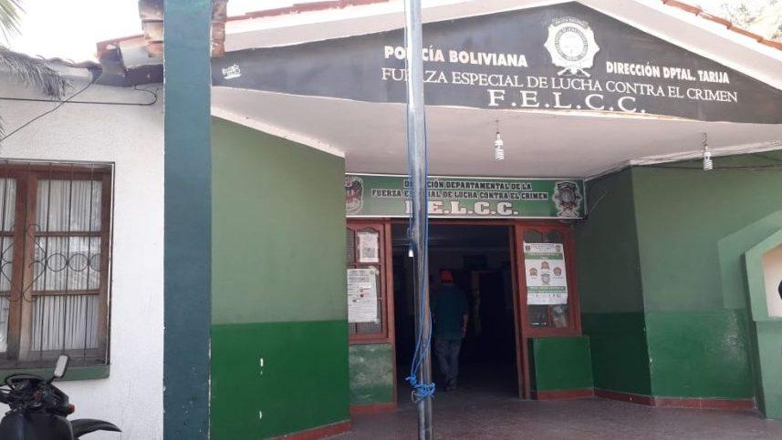 Capturan a hombre que ingresó a un domicilio ajeno y se quedó dormido en Tarija