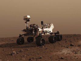 Misiones espaciales que viajarán al planeta rojo