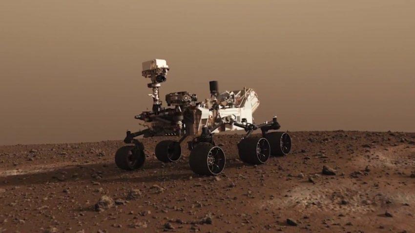 Las 4 misiones espaciales que viajarán al planeta rojo en menos de un año