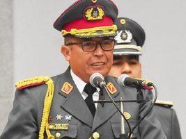 Comandate FFAA de Bolivia