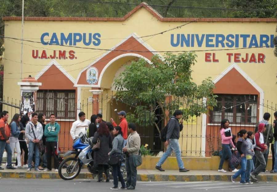 Universidades de Tarija extienden sus labores académicas hasta principios de enero