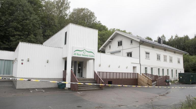 La Policía noruega investiga el tiroteo en una mezquita como