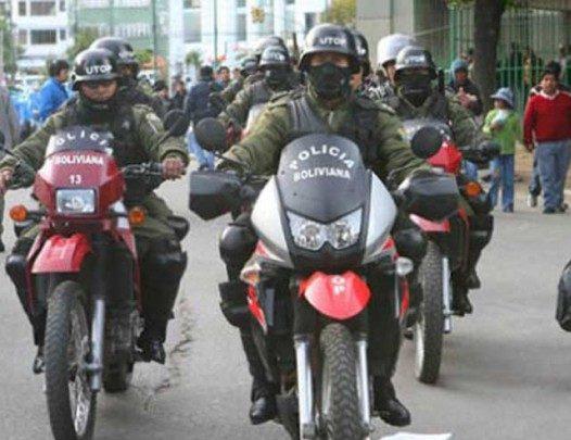 Policía identifica a cuatro zonas donde se realizaron más robos en Tarija