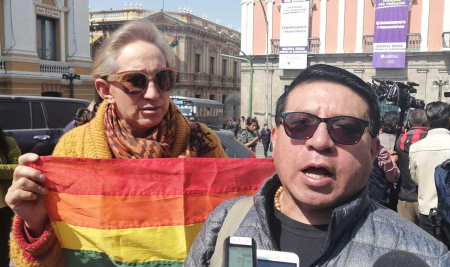 Colectivo TLGB denuncian a Chi por discriminación