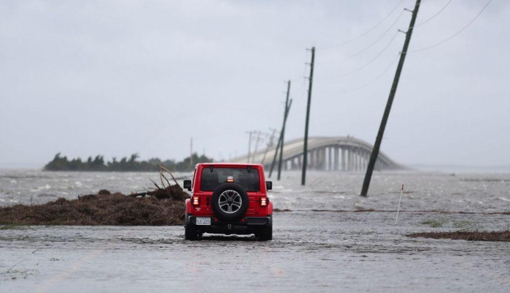Tras el paso del huracán Dorian, más de 200.000 canadienses siguen sin electricidad