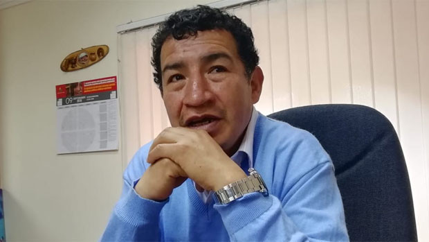 """Diputado Borda anuncia que la Asamblea hará un control a la justicia ante """"tráfico de influencias"""""""
