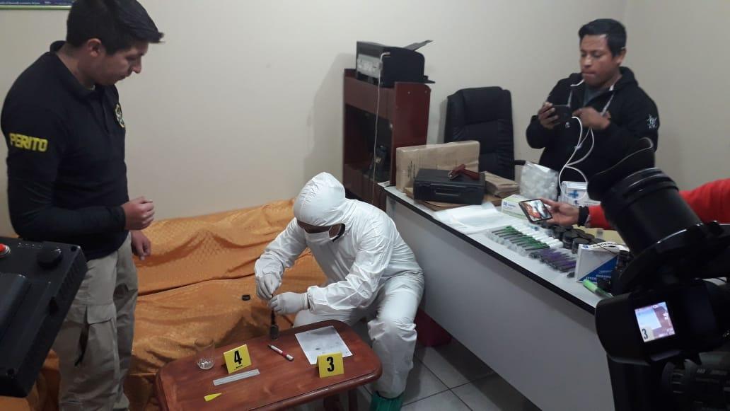 Policía de Tarija recibe cursos de capacitación en investigación de la escena del crimen