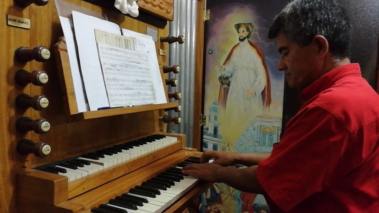 Amado Cadena interpretará un órgano de 208 tubos en el teatro de la Cultura de Tarija