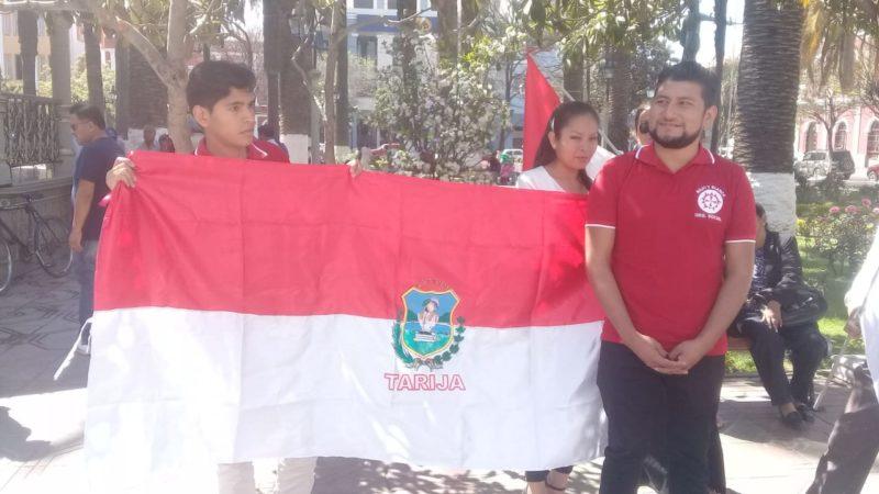 Organización Rojo y Blanco presenta la cuarta versión de la Carrera por la Vida en Tarija