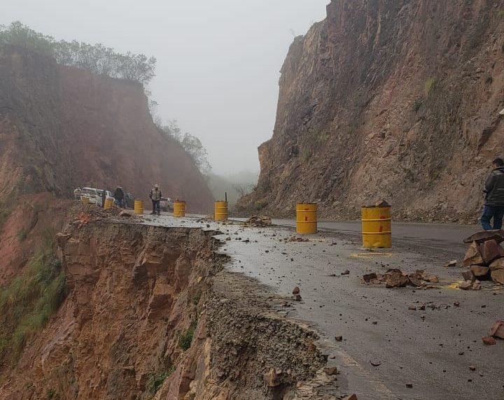 Ingenieros de Tarija lamentan que autoridades no cumplan con el cronograma para la entrega de la variante Canaletas - Entre Ríos