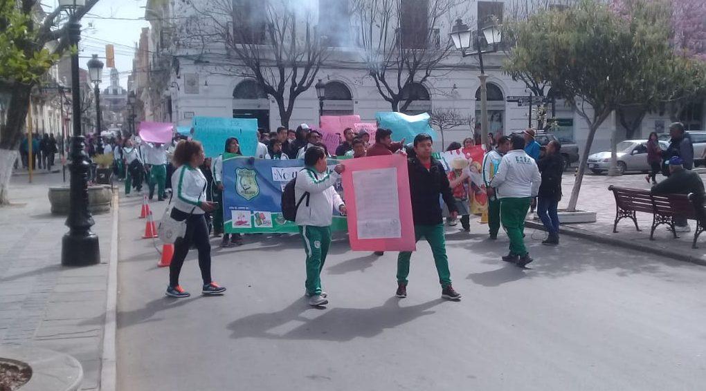 Gobernación lamenta actitud de estudiantes de la Escuela de Formación de Maestros de Tarija