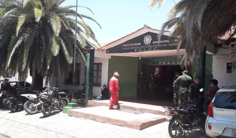 Estafan a mujer con barbijos que ofrecían mediante el Facebook en Tarija