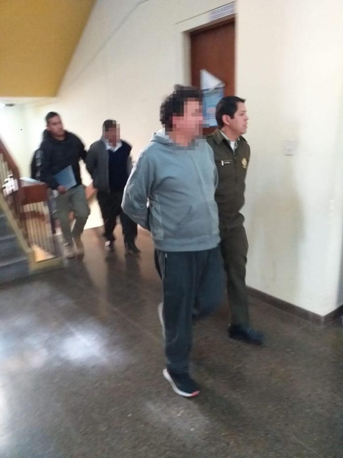 Niegan salida de la cárcel a procesados por el feminicidio de Carmen Serrano en Tarija
