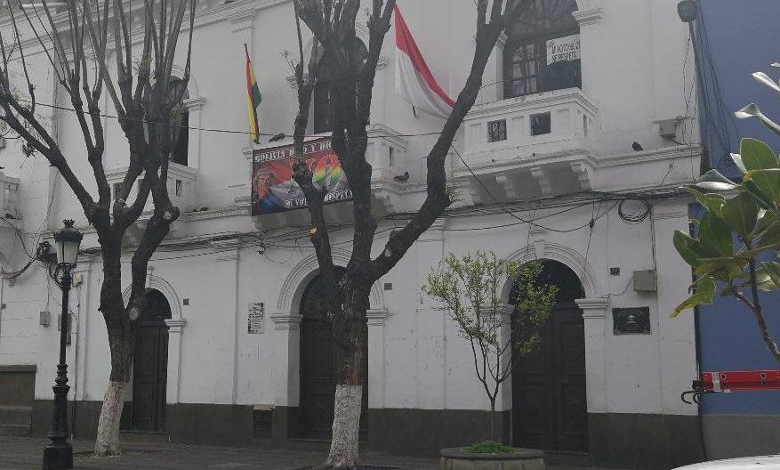 Comité Cívico de Tarija instalará una pantalla para transmitir el cabildo convocado por Camacho