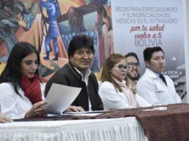 Gabriela Montaño, ministra de salud
