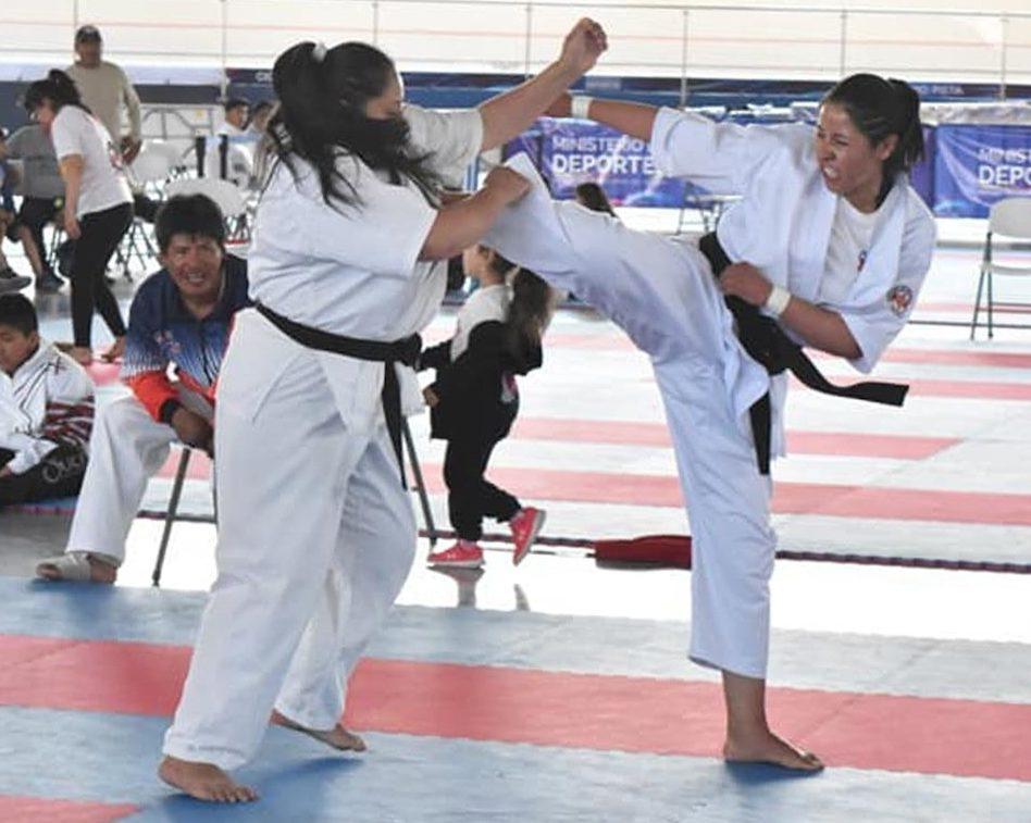 Asociación tarijeña de karate iniciará entrenamientos virtuales