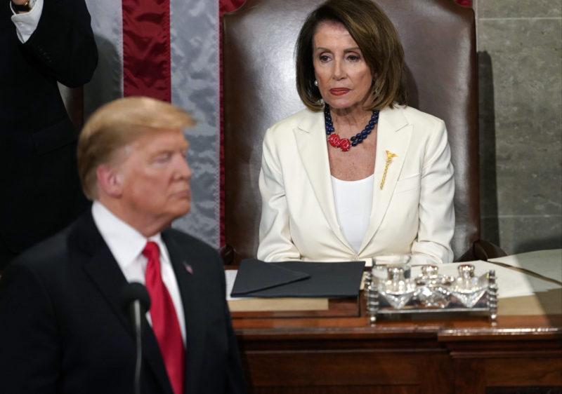 """Nancy Pelosi: La negativa de la Casa Blanca a cooperar en el proceso de juicio político contra Trump es un """"intento ilegal de esconder los hechos"""""""