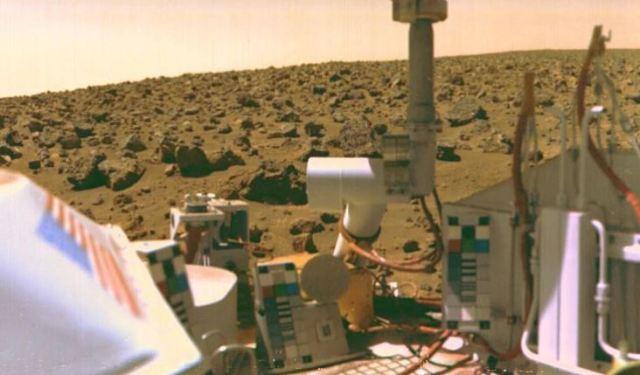 Un científico de la NASA asegura que halló rastros de vida en Marte en 1976