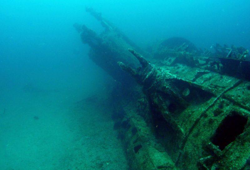 Tras 180 años de estar escondido en las profundidades del mar, un tesoro de oro millonario asoma