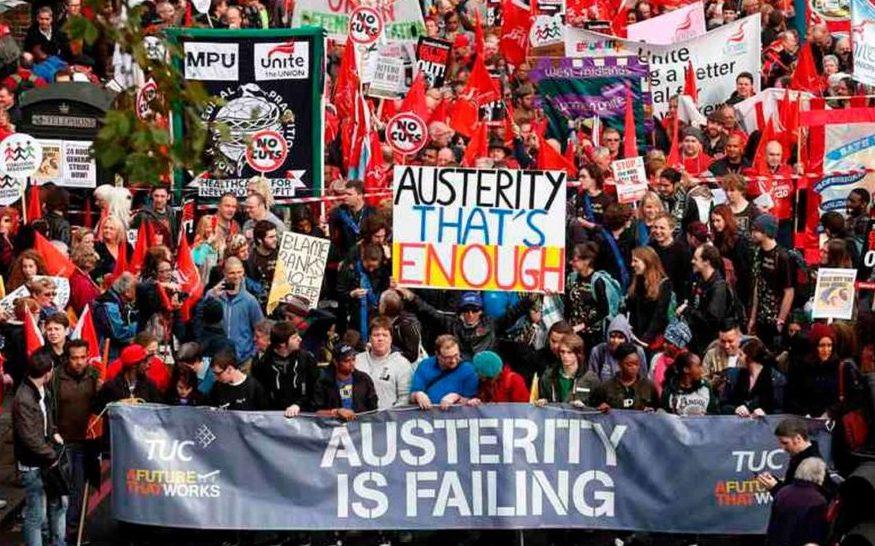 Miles de personas se manifiestan en Londres para pedir un segundo referéndum sobre el Brexit