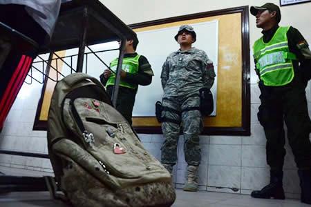 Envían a la cárcel a estudiante imputado por suministro de sustancias controladas en Tarija