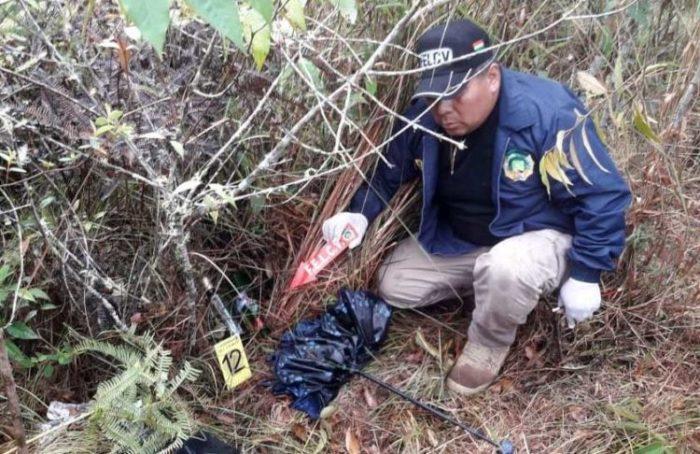 Encuentran el cadáver de una mujer en La Paz