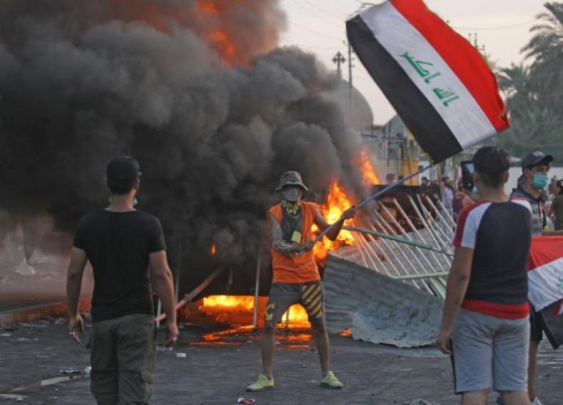 Al menos 99 muertos y 4.000 heridos tras cinco días de marchas y represión