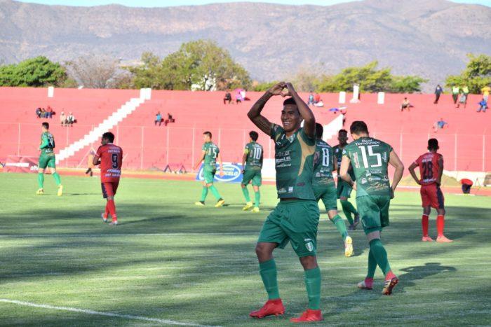 Real Tomayapo goleó a Wilstermann Cooperativas de Potosí