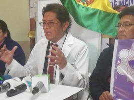 Sindicato de Ramas Médicas de Salud de La Paz