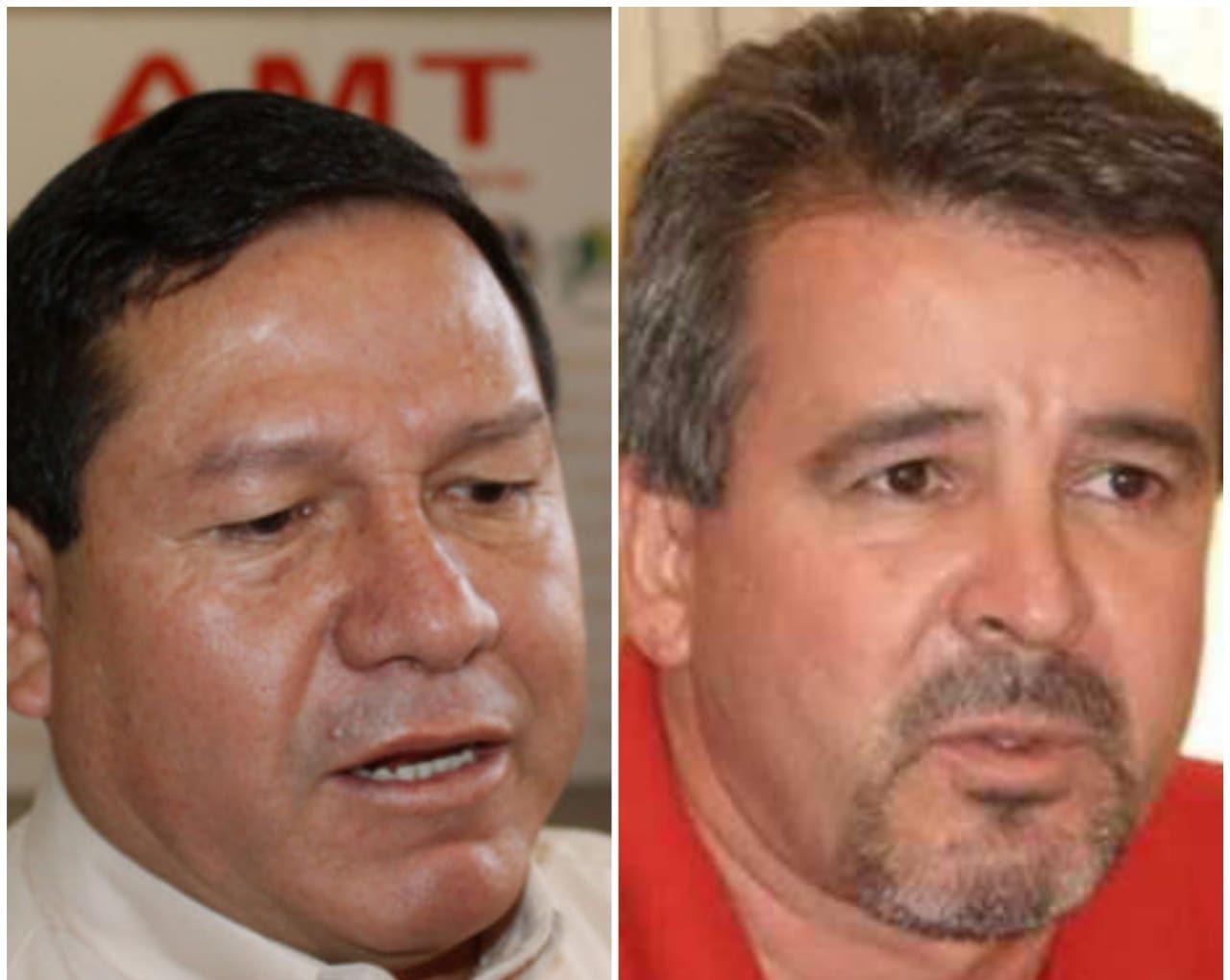 Alcalde de Yacuiba afirma tener el apoyo de Evo tras diferencias con Carlos Brú