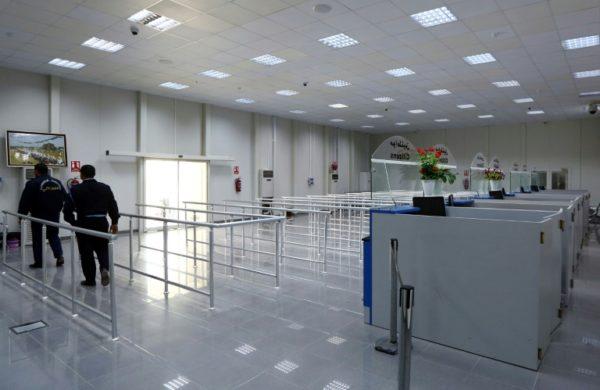 Ataque aéreo al aeropuerto de Misrata, en Libia