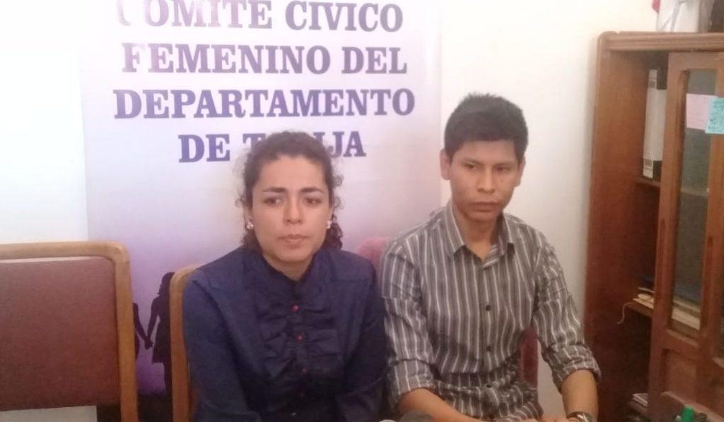 Comité Cívico Femenino convoca al gran cabildo en Tarija este 16 de octubre