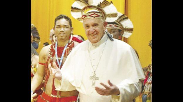 El papa Francisco salió en defensa de la Amazonia