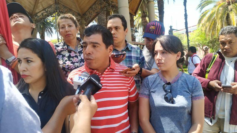 Wilman Cardozo arremete contra Evo y repudia las declaraciones contra la juventud