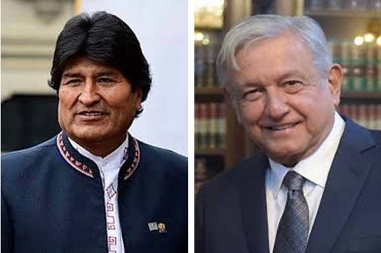 Revelaron la carta de despedida de Evo Morales a López Obrador